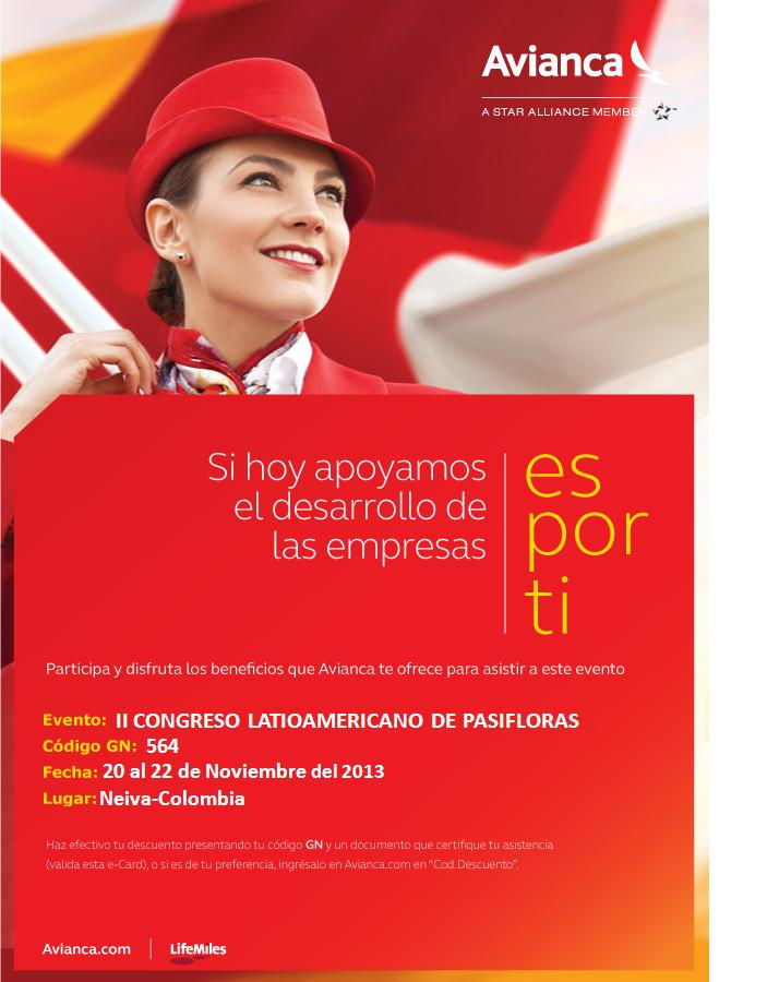 E-CARD AVIANCA